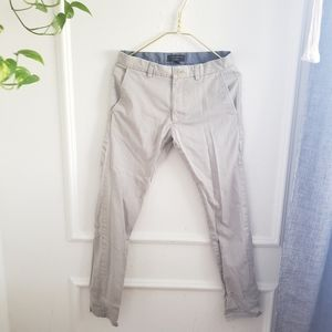Banana republic men's Fulton skinny chino pants